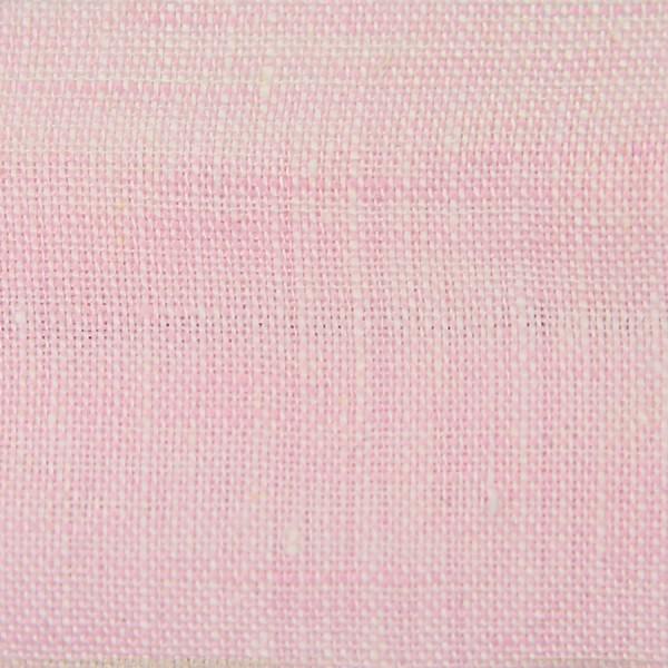 Linen Made-To-Order Shirt - Pink