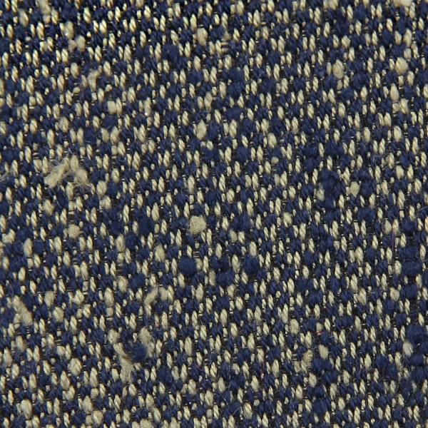Speckled Shantung Bespoke Tie - Navy / Grey