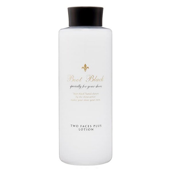 Boot Black Two Face Plus Lotion