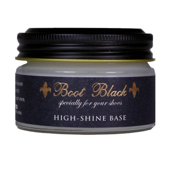 Boot Black High Shine Base