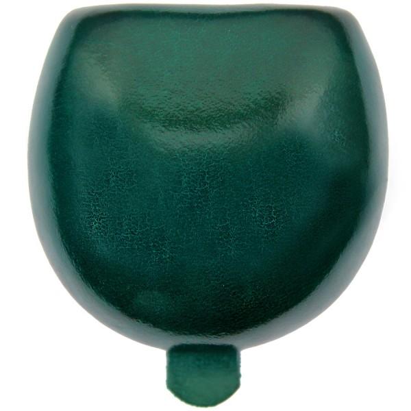Scuola del Cuoio x Shibumi Coin Case - Bottle Green - Calfskin