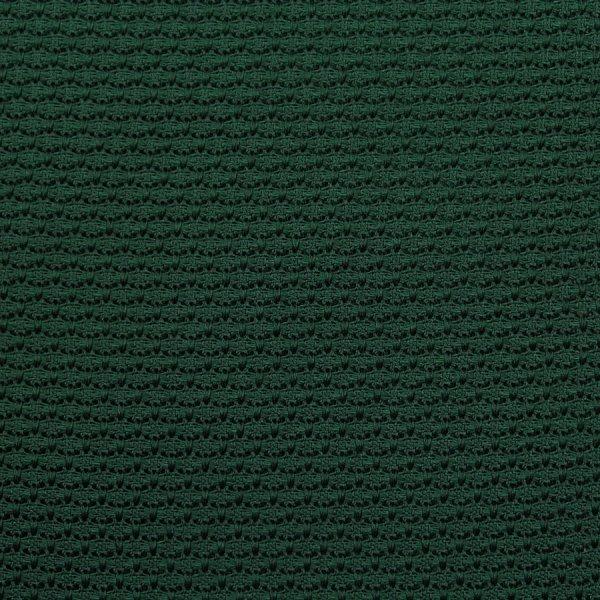 Grenadine / Garza Grossa Bespoke Tie - Bottle Green