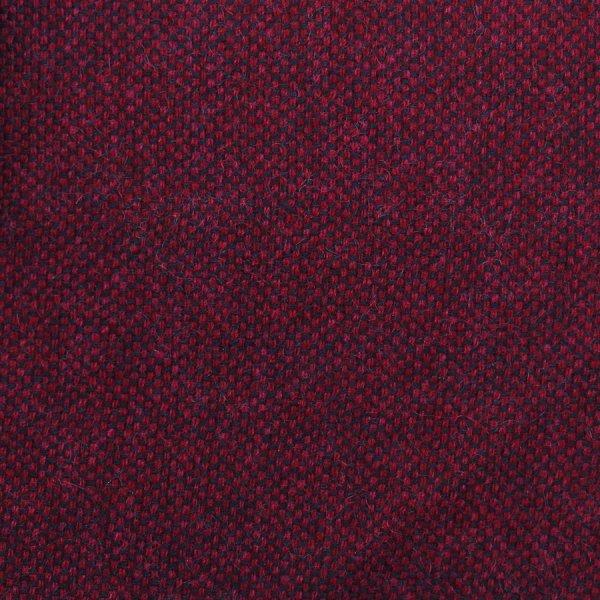 Cashmere Bespoke Tie - Burgundy
