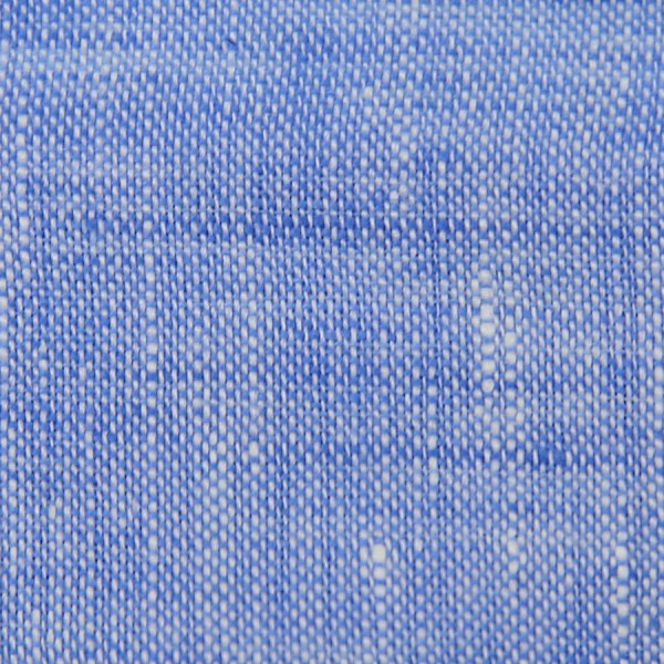 Linen Made-To-Order Shirt - Blue