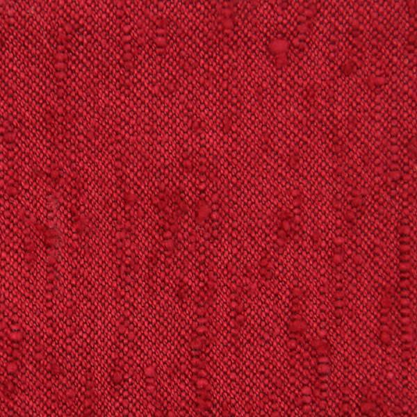 Plain Shantung Silk Bespoke Tie - Cherry