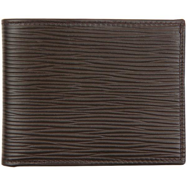 Scuola del Cuoio x Shibumi Wallet - Dark Brown - Calfskin