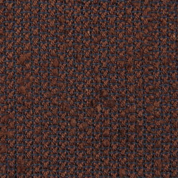 Shantung Grenadine Bespoke Tie - Brown
