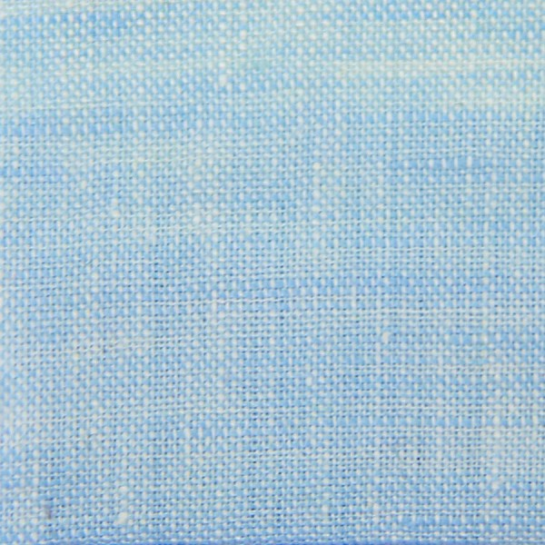Linen Made-To-Order Shirt - Sky Blue