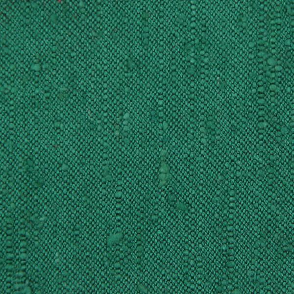 Plain Shantung Silk Bespoke Tie - Green