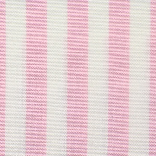 Poplin Made-To-Order Shirt - White /Pink - Bengal Stripe