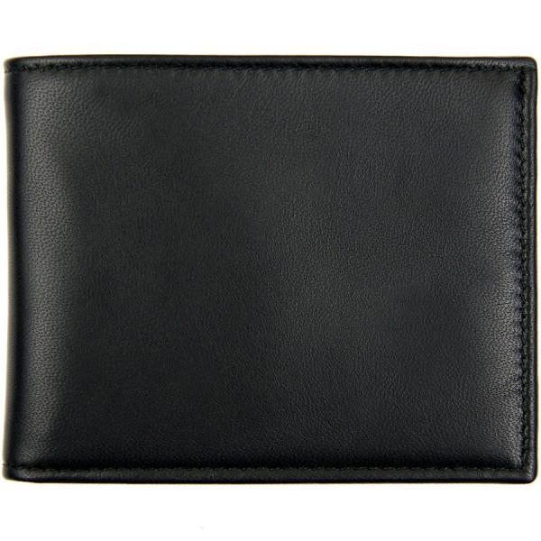 Scuola del Cuoio x Shibumi Wallet - Black - Lambskin