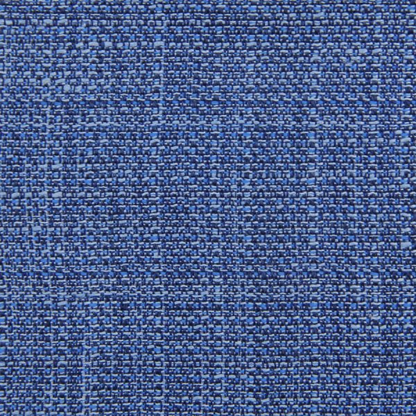 Plain Hocksack Bespoke Wool Tie - Blue