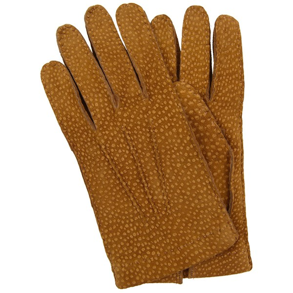 Shibumi Capybara Gloves Unlined - Honey