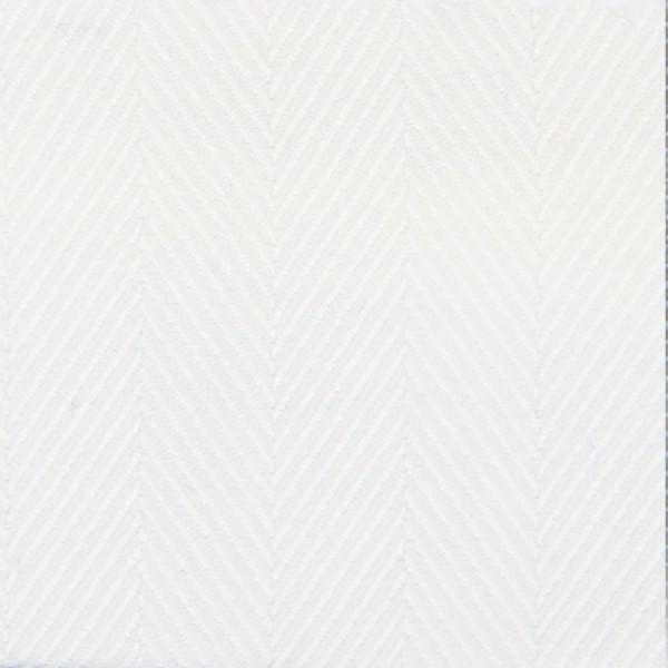 Herringbone Made-To-Order Shirt - White