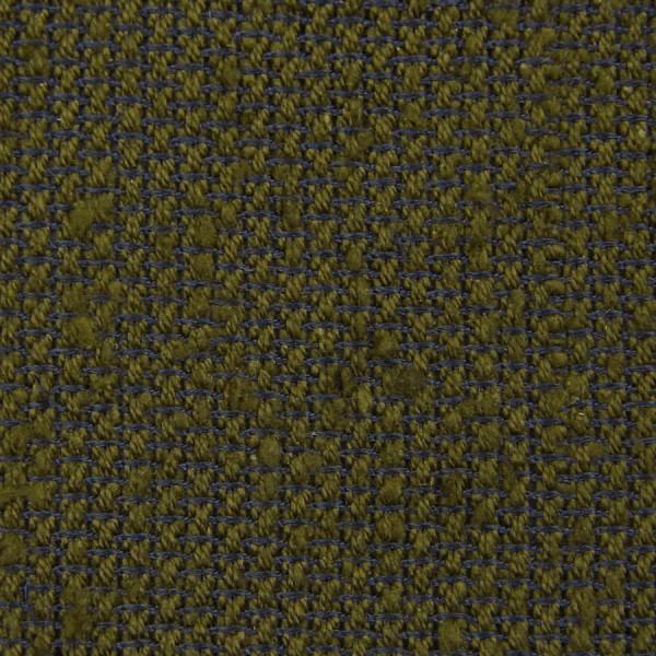Shantung Grenadine Bespoke Tie - Moss Green
